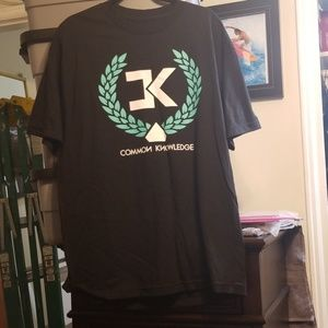 Mens size XL Pure common knowledge tee shirt